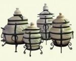 Tandyras - keramikinė krosnis, šašlykinė, lauko židinys...