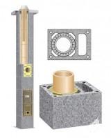 Rondo Plus 18+V (360x500mm) vieno kanalo su ventiliacija