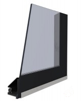 SM - modernus stiklas