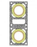 Rondo Plus (200+V+140mm) dvigubas su ventiliacija