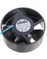 Kanalinis ventiliatorius aukštoms temperatūroms VO