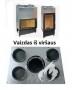 DP - karšto oro konvektorius