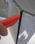 Armuota grafito plokštė