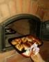 Hermetiškos duonkepės durelės