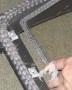 Prilimpanti sandarinimo virvė