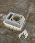 Rondo Plus 16+V (320x460mm) vieno kanalo su ventiliacija